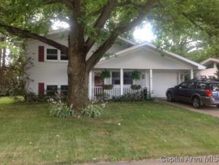 2320  Makemie Ave  , Springfield, IL 62704 (MLS #146085) :: Killebrew & Co Real Estate Team