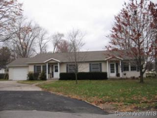 701-703 E Main St  , Williamsville, IL 62693 (MLS #146087) :: Killebrew & Co Real Estate Team