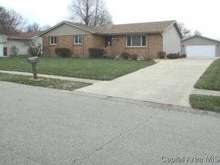 412  Barons  , Springfield, IL 62704 (MLS #146271) :: Killebrew & Co Real Estate Team