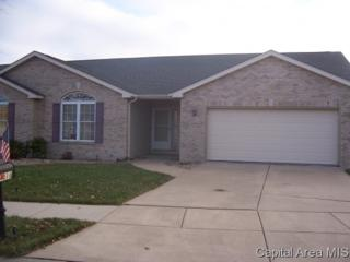 4018  Marryat  , Springfield, IL 62711 (MLS #146337) :: Killebrew & Co Real Estate Team