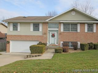 42  Royal Rd  , Springfield, IL 62702 (MLS #146362) :: Killebrew & Co Real Estate Team