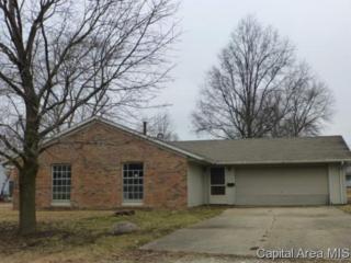 837  Oxford Drive  , Chatham, IL 62629 (MLS #150391) :: Killebrew & Co Real Estate Team