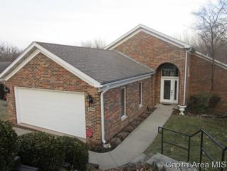 2100  Timbercrest Dr  , Springfield, IL 62702 (MLS #150404) :: Killebrew & Co Real Estate Team