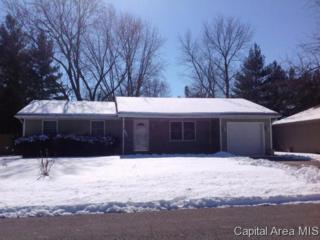 614  Magnolia  , Chatham, IL 62629 (MLS #150836) :: Killebrew & Co Real Estate Team