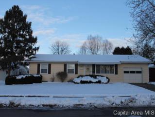 200  Cartwright Dr  , Springfield, IL 62704 (MLS #150876) :: Killebrew & Co Real Estate Team