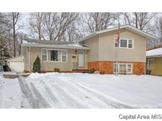 2033  Brentwood Dr  , Springfield, IL 62704 (MLS #150877) :: Killebrew & Co Real Estate Team