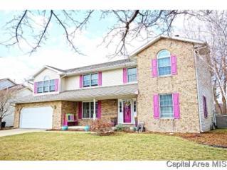 1813  Windycrest  , Springfield, IL 62704 (MLS #151270) :: Killebrew & Co Real Estate Team