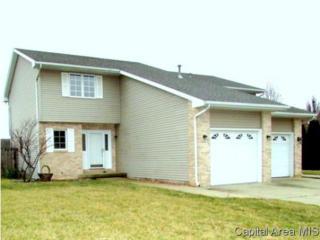 4116  Camomile  , Springfield, IL 62707 (MLS #151412) :: Killebrew & Co Real Estate Team