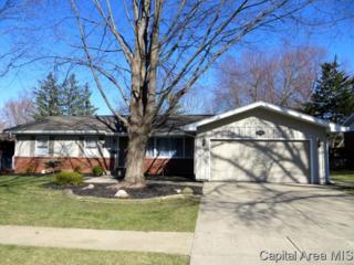 2320 S Bates Ave  , Springfield, IL 62704 (MLS #151481) :: Killebrew & Co Real Estate Team