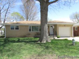32  Longbow  , Springfield, IL 62704 (MLS #151860) :: Killebrew & Co Real Estate Team