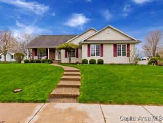 6623  Bellflower Court  , Springfield, IL 62712 (MLS #151876) :: Killebrew & Co Real Estate Team