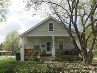 2045 S Douglas Ave  , Springfield, IL 62704 (MLS #151973) :: Killebrew & Co Real Estate Team