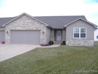 3506  Wexford Dr  , Springfield, IL 62704 (MLS #151979) :: Killebrew & Co Real Estate Team