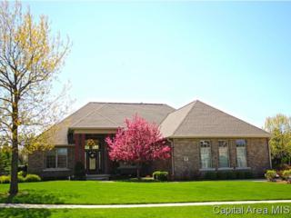 1231  Churchill Road  , Springfield, IL 62702 (MLS #152045) :: Killebrew & Co Real Estate Team