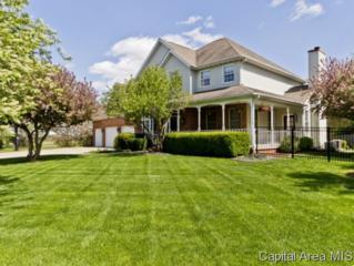 2  Woodland Trl  , Rochester, IL 62563 (MLS #152092) :: Killebrew & Co Real Estate Team