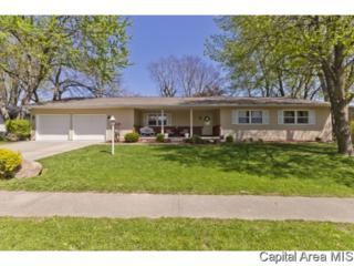 14  Pheasant Run Dr  , Chatham, IL 62629 (MLS #152095) :: Killebrew & Co Real Estate Team