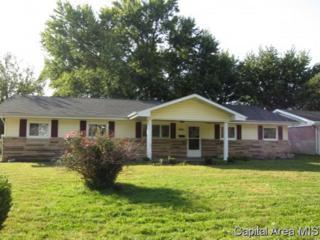 1208  Ivywood  , Springfield, IL 62704 (MLS #152100) :: Killebrew & Co Real Estate Team