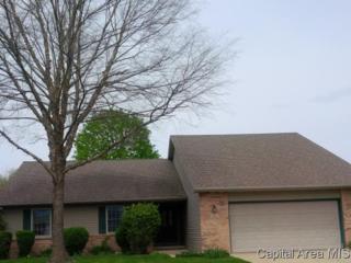 4105  Benjamin  , Springfield, IL 62703 (MLS #152106) :: Killebrew & Co Real Estate Team