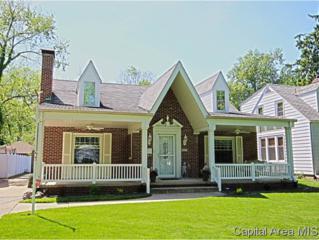 2011 S Walnut  , Springfield, IL 62704 (MLS #152620) :: Killebrew & Co Real Estate Team