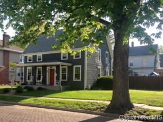 718 S State St.  , Springfield, IL 62704 (MLS #152645) :: Killebrew & Co Real Estate Team