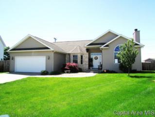 5413  Bunting  , Springfield, IL 62711 (MLS #152700) :: Killebrew & Co Real Estate Team
