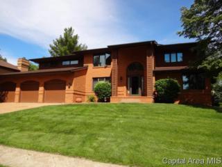 516  Millbank Ln  , Springfield, IL 62704 (MLS #152810) :: Killebrew & Co Real Estate Team