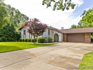 3112  Victoria Road  , Springfield, IL 62704 (MLS #152836) :: Killebrew & Co Real Estate Team