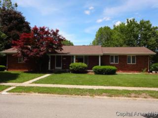 243  Saxon Dr  , Springfield, IL 62704 (MLS #152847) :: Killebrew & Co Real Estate Team