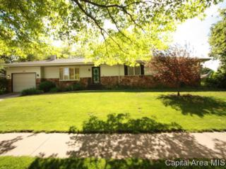 117 S Oxford Road  , Springfield, IL 62704 (MLS #152850) :: Killebrew & Co Real Estate Team
