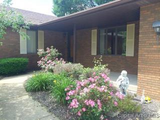2513  Longwood Drive  , Springfield, IL 62704 (MLS #152851) :: Killebrew & Co Real Estate Team