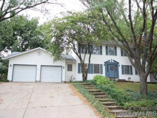 3805  Nw Territory Dr  , Springfield, IL 62711 (MLS #145304) :: Killebrew & Co Real Estate Team
