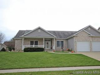 4360  Creek Dr  , Springfield, IL 62711 (MLS #145963) :: Killebrew & Co Real Estate Team