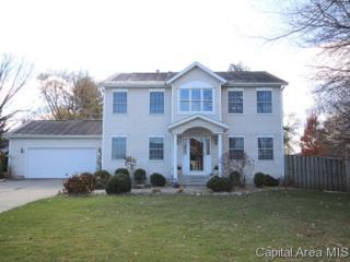 4414  Comanche Drive  , Springfield, IL 62711 (MLS #145973) :: Killebrew & Co Real Estate Team