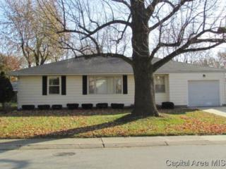 10  Robinhood Ln  , Springfield, IL 62704 (MLS #146055) :: Killebrew & Co Real Estate Team