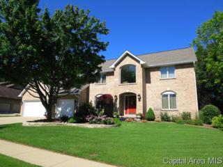 805  Fairfax  , Springfield, IL 62702 (MLS #151186) :: Killebrew & Co Real Estate Team