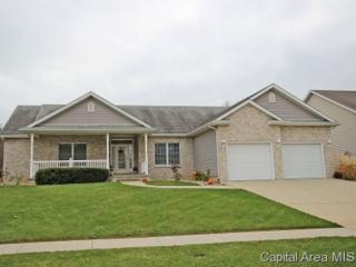 4360  Creek Dr  , Springfield, IL 62711 (MLS #145963) :: Killebrew & Co Real Estate Team