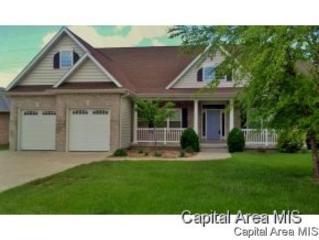 3000  Red Oak Lane  , Springfield, IL 62712 (MLS #150865) :: Killebrew & Co Real Estate Team