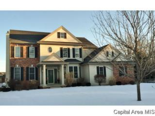2219  Huntleigh Rd  , Springfield, IL 62704 (MLS #150871) :: Killebrew & Co Real Estate Team