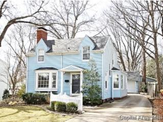 2147  Bates  , Springfield, IL 62704 (MLS #151250) :: Killebrew & Co Real Estate Team