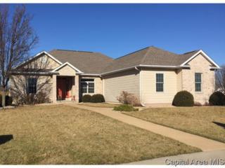5301  Bunting  , Springfield, IL 62711 (MLS #150174) :: Killebrew & Co Real Estate Team
