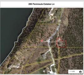 286  Peninsula Estates Lane  , Kimberling City, MO 65686 (MLS #60026076) :: Good Life Realty of Missouri