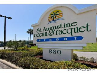880  A1a Beach Blvd 2103  , St. Augustine Beach, FL 32080 (MLS #151073) :: Florida Homes Realty & Mortgage