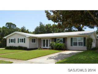 231  Estancia St  , St. Augustine, FL 32086 (MLS #151705) :: Florida Homes Realty & Mortgage