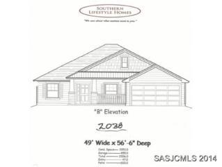 271  Roaring Brook Dr  , St. Augustine, FL 32084 (MLS #151790) :: Florida Homes Realty & Mortgage