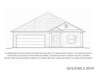 101  Shady Bluff Ct  , St. Augustine, FL 32084 (MLS #151795) :: Florida Homes Realty & Mortgage