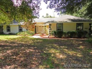 740  Charmwood Dr  , St. Augustine, FL 32086 (MLS #151797) :: Florida Homes Realty & Mortgage