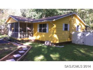 5895  Capo Island Rd Lot L  , St. Augustine, FL 32095 (MLS #152131) :: Florida Homes Realty & Mortgage