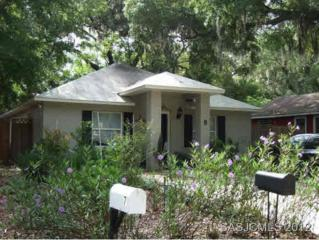 9  Newcomb St.  , St. Augustine, FL 32084 (MLS #153959) :: Florida Homes Realty & Mortgage