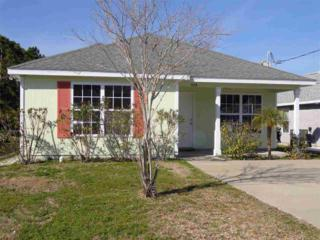 858  Avery Street  , St. Augustine, FL 32084 (MLS #154643) :: Florida Homes Realty & Mortgage