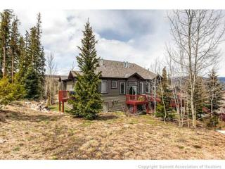 85  Spyglass Ln  85, Silverthorne, CO 80498 (MLS #S391802) :: Century 21, The Smits Team
